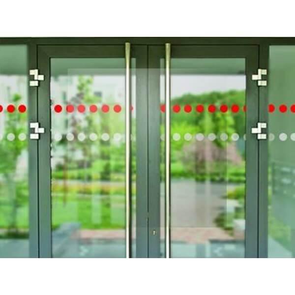 Ronds de signalisation - Surface vitrée - par 60