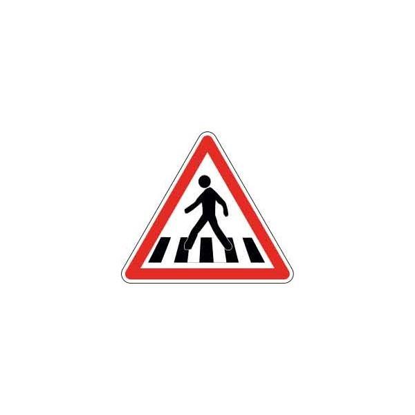 Panneau Attention Passage Pi 233 Ton Police Danger Type A
