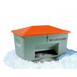 bacs sel de d neigement bacs sable produits deneigement securinorme. Black Bedroom Furniture Sets. Home Design Ideas