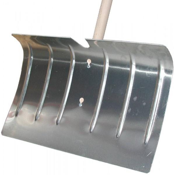 Poussoir à neige aluminium