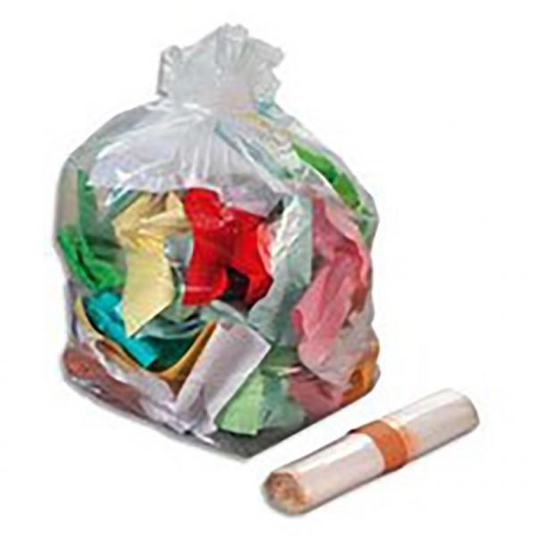 Lot de 100 sacs transparents 110 L