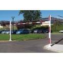Portique fixe universel largeur réglable de 3,85 à 5,2 mètres