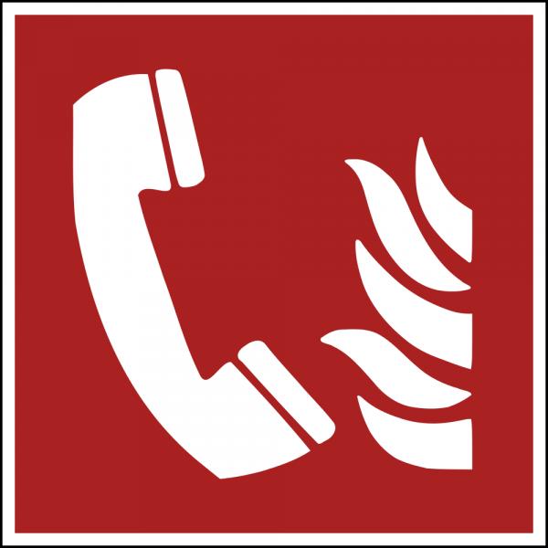 signalétique incendie exemple