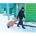 Coffre à sel et sable mobile 75L