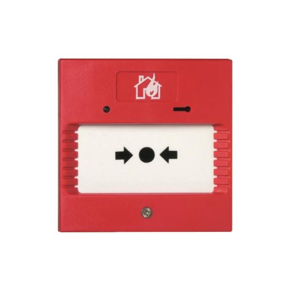 Alarme incendie de type 4 autonome compacte indispensable pour alerter les personnes en cas d'incendie