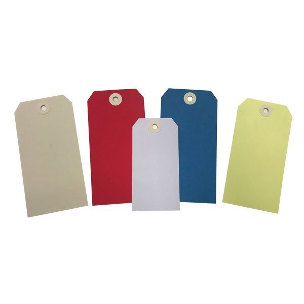 Etiquettes Papier oeillet américain - plusieurs couleurs - plusieurs formats