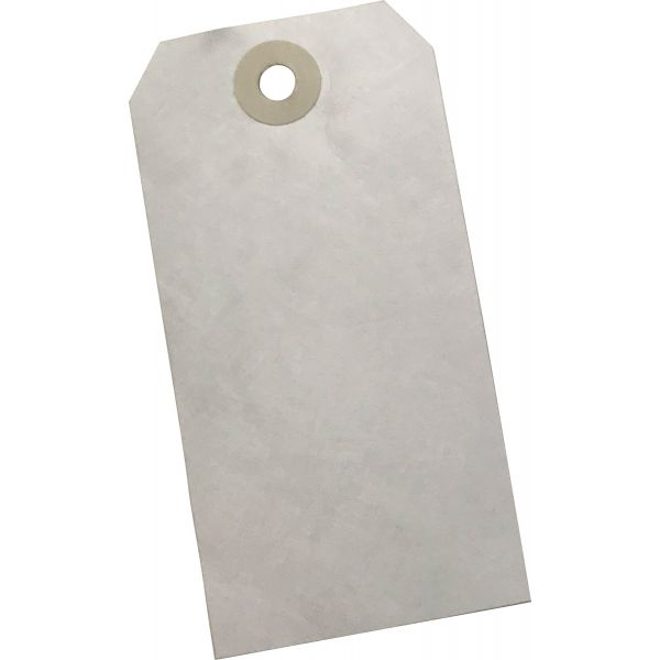 Plaquette d'inspection / Etiquettes Tyvek oeillet américain - 4 formats