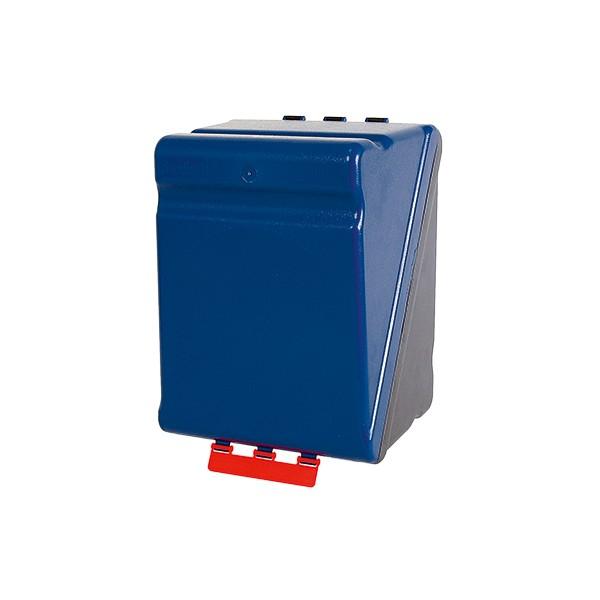 Boîte de rangement EPI EPIBoite bleue résistante et antichocs