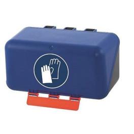 Boite EPIBOXI Mini Bleu Gants de Protection