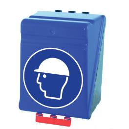 Boite EPIBOXI Maxi Bleu Casque de Protection
