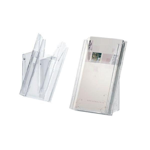 Porte-brochures Combi - A4 ou A5