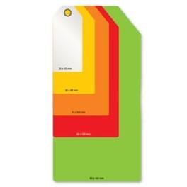 Plaquette Cartonnée 6 couleurs 5 formats