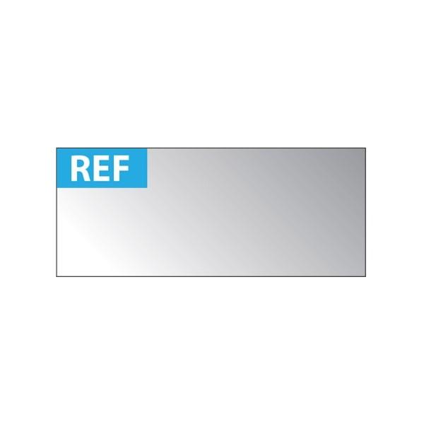 """Lot étiquettes Aluminium """"REF"""""""