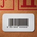Étiquettes à Code-Barre Personnalisables en Vinyle Monomère