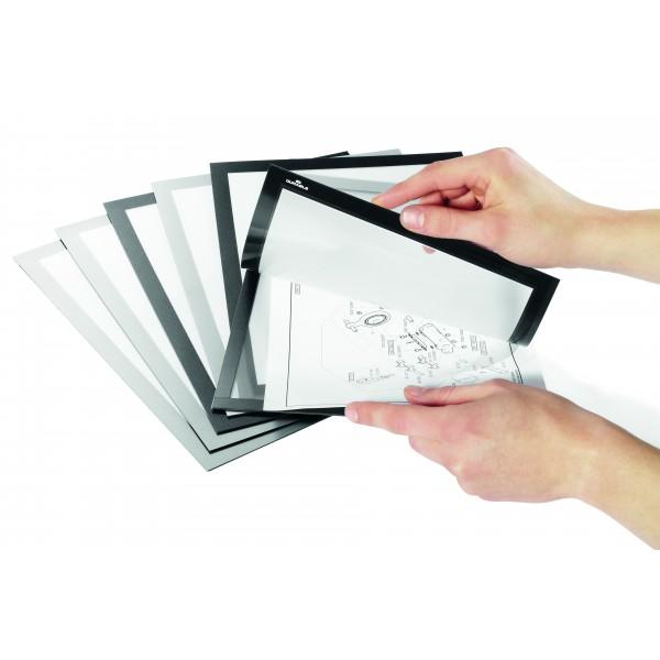 Porte document magnétique PLUS A4