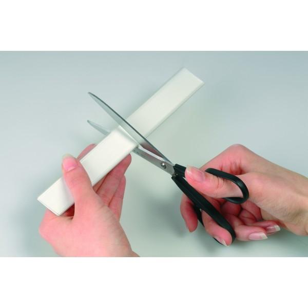 Porte-étiquettes transparent auto-adhésif 20 x 200 mm