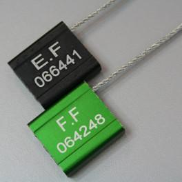 Scellé Métallique à Câble ALUTEC ø5 mm