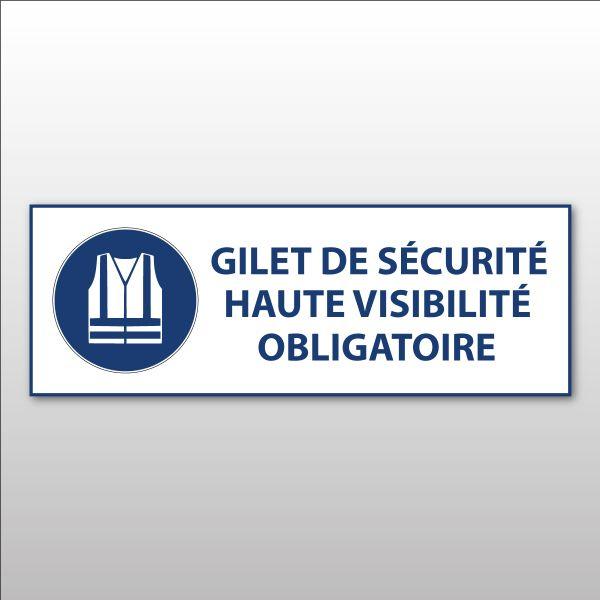 Panneau d obligation ISO EN 7010