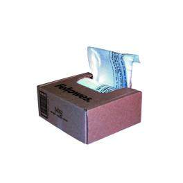 Lot de 10 sacs récupérateurs pour destructeur de documents - Jusqu'à 30 L