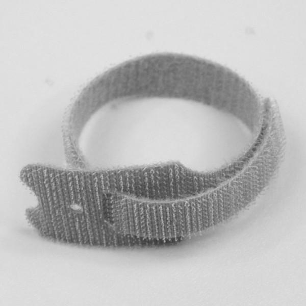 Lot de 25 colliers de serrage auto-agrippants réutilisables