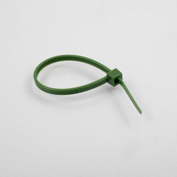Lot de 100 colliers de serrage en nylon - 2,5 mm de large