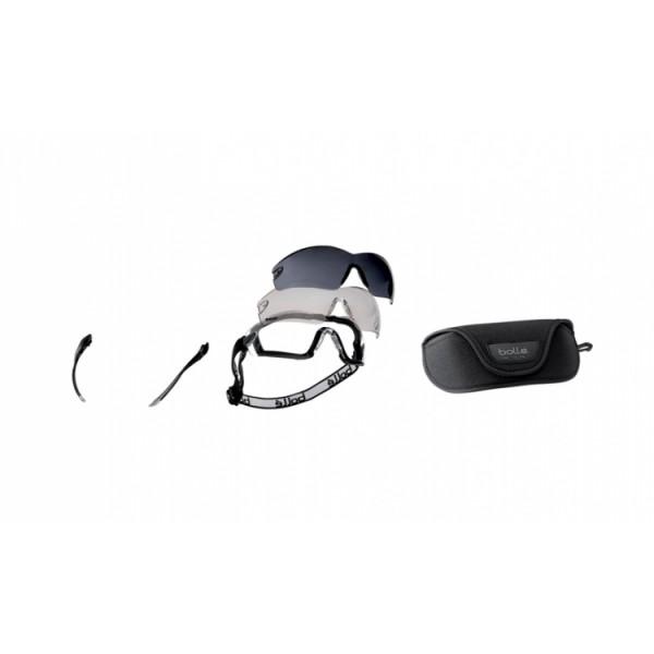 KIT Lunettes de Securité à tresse et oculaires interchangeables COBRA - Bollé Safety