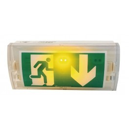 Bloc autonome LED - Evacuation