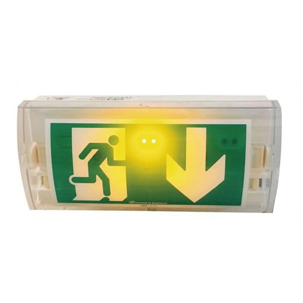 Bloc autonome LED - Anti-panique