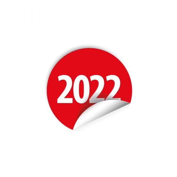 """Pastilles avec Année """"2022"""""""