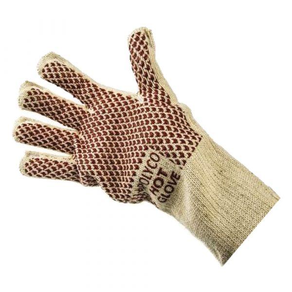 Gant anti-chaleur nitrile taille 7 ou 9