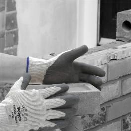 Gant de protection froid Reflex therm gris