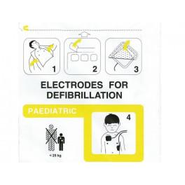 Electrodes FRED PA 1 Enfant