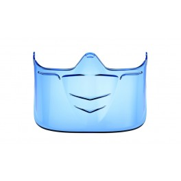 Visor PC bleu pour Superblast