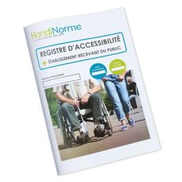 Registre d'Accessibilité Handinorme