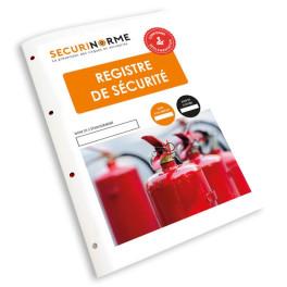 Registre de Sécurité Incendie