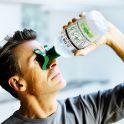 Flacon de Solution Saline Lave-Yeux DUO pour Douche Oculaire - PLUM