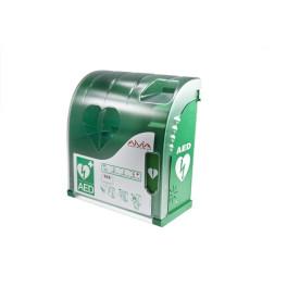 Armoire pour défibrillateur (avec ou sans chauffage)