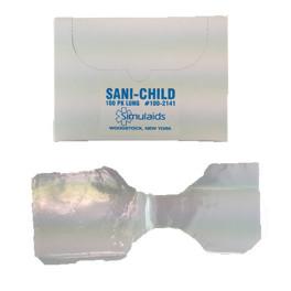 lot de 100 sacs d'insufflation Sani child