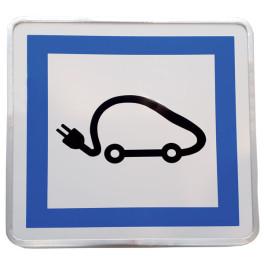 Panneau de parking pour voiture électrique CE15I