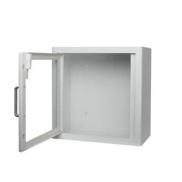 Armoire en métal - intérieur - blanc - neutre