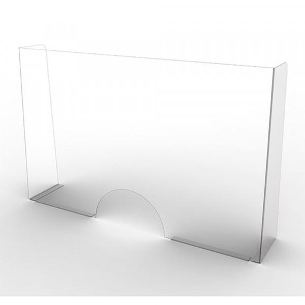 Ecran de protection anti-projection - 1000 x 746 mm