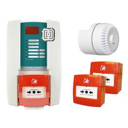 Kit alarme type 4 secteur