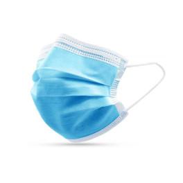 Masques chirurgicaux 3 plis type II - par 50