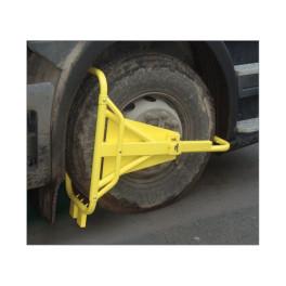 Bloque roue antivol camion