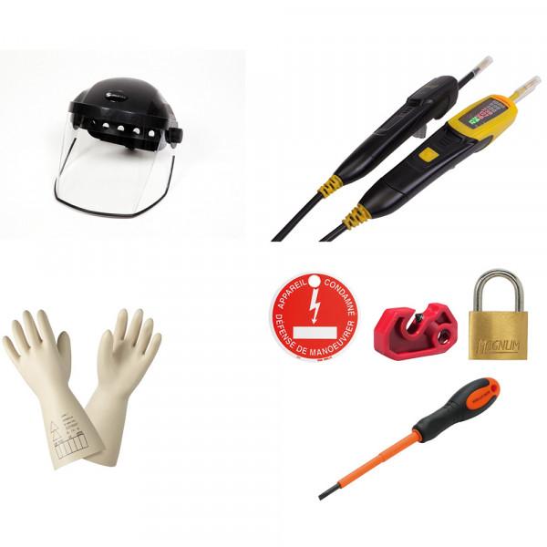 Kit habilitation électrique