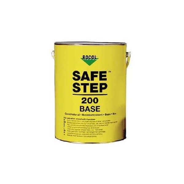 Peinture antidérapante SAFE STEP 200 - GRIS 5L