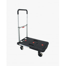 Chariot pliable extra plat 200 kg maxi
