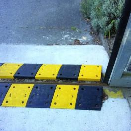 KIT franchisseur pour portail ou ralentisseur 3