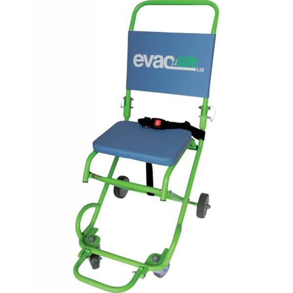 Chaise de transport et d'évacuation éco