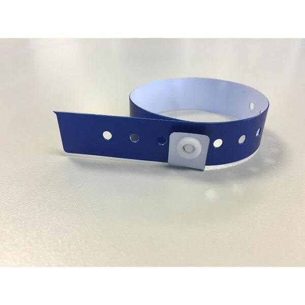 Bracelet d'identification standard vinyle
